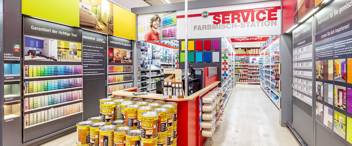 Farben & Tapeten | Honig Webseite