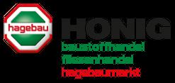 Honig Baustoffe honig webseite homepage landingpage